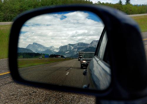Automobilių veidrodėliai